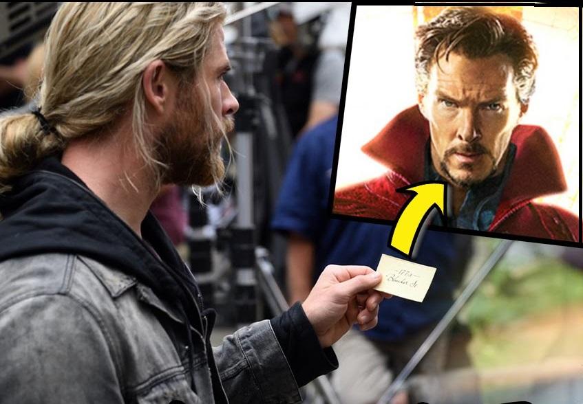 Doctor Strange, Thor (2)
