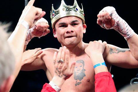 El chino Maidana anunció su retiro del boxeo
