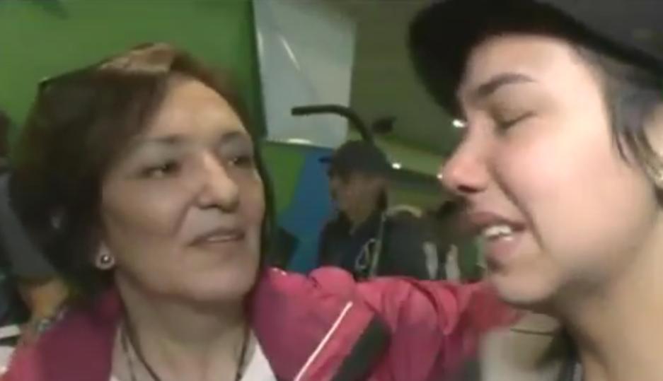 Fernanda Russo, la joven de 16 años que emocionó a todos