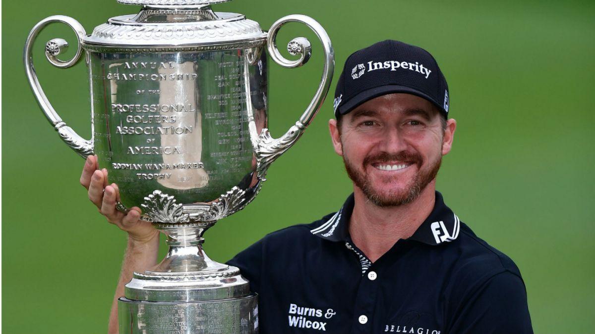 Golf Jimmy Walker se quedó con el PGA Championship2