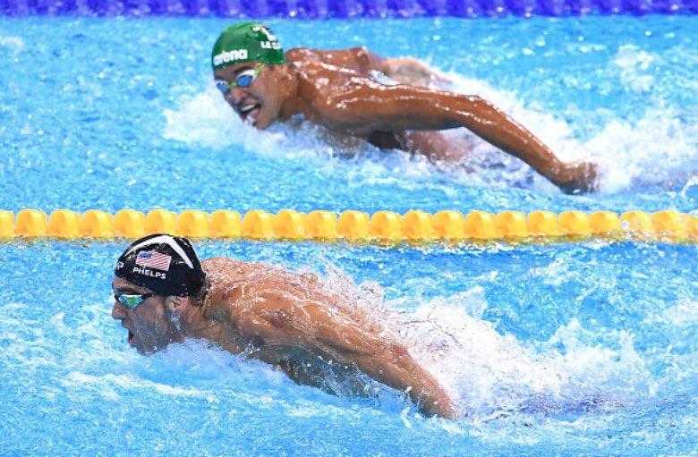 Michael Phelps y otra jornada histórica
