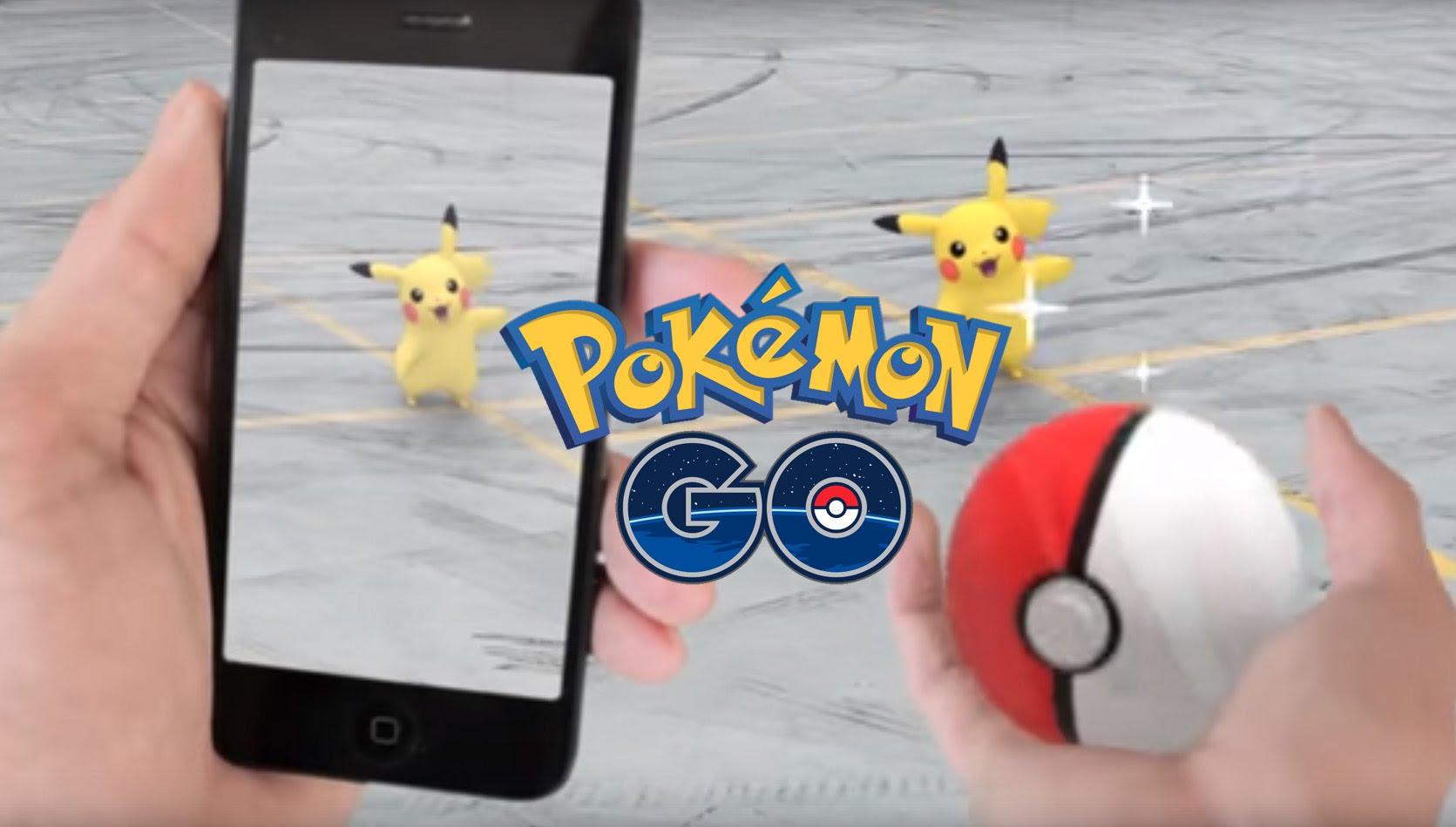 Pokémon GO desembarcó en Argentina