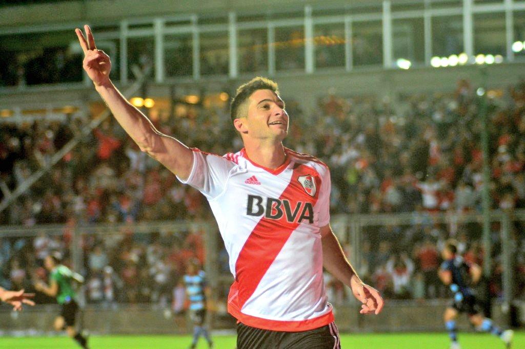 River Copa Argentina gol Alario