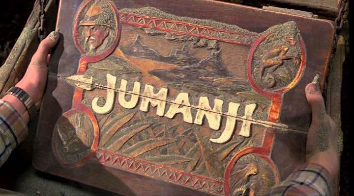 Filtran primera imagen del reparto de Jumanji