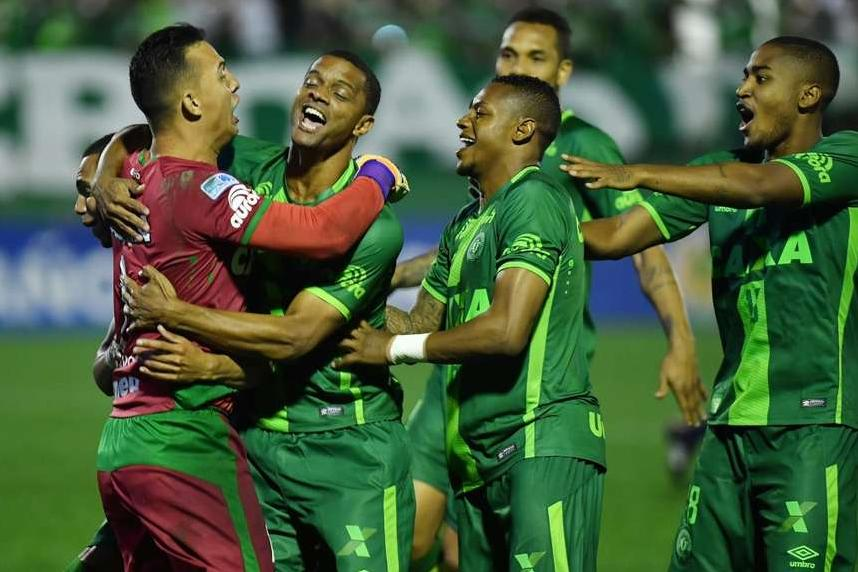 Independiente no pudo ante Chapecoense