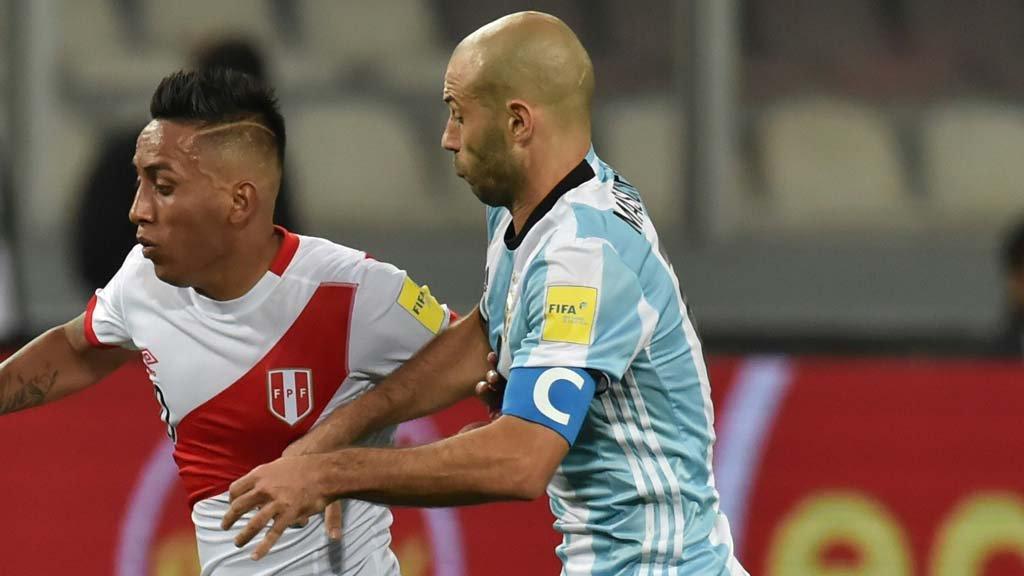 Argentina volvió a jugar mal y se trajo un punto de Perú