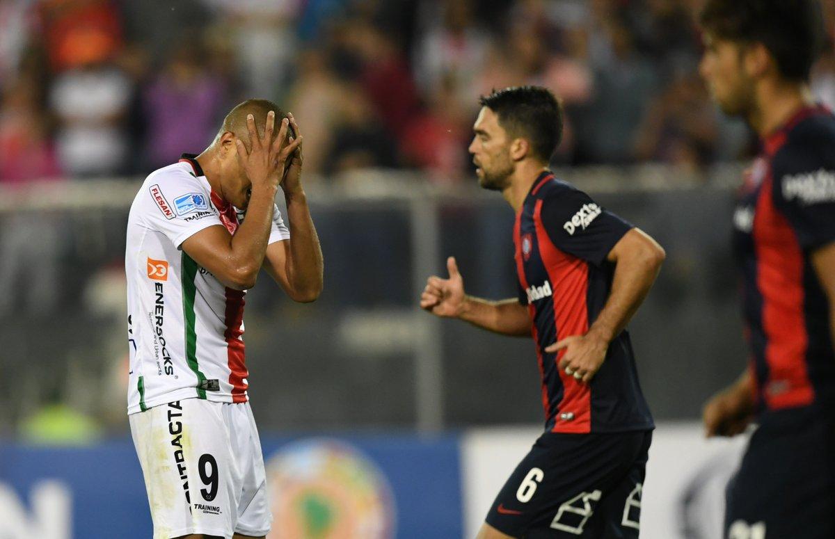 Copa Sudamericana: San Lorenzo perdió ante Palestino pero sigue en carrera