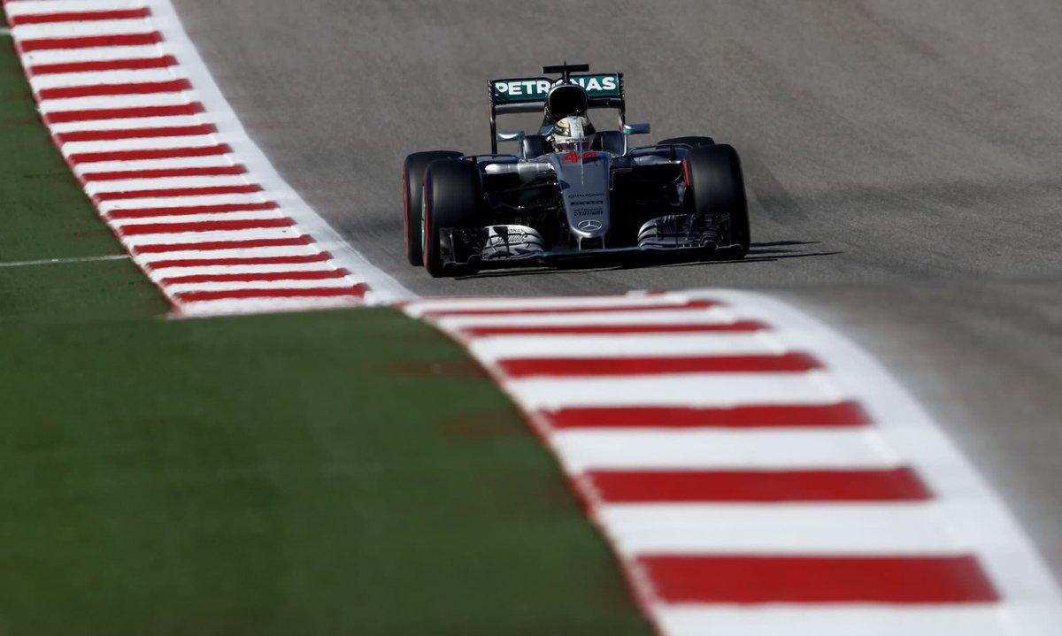 Hamilton triunfó en Estados Unidos y descuenta puntos sobre el final de temporada