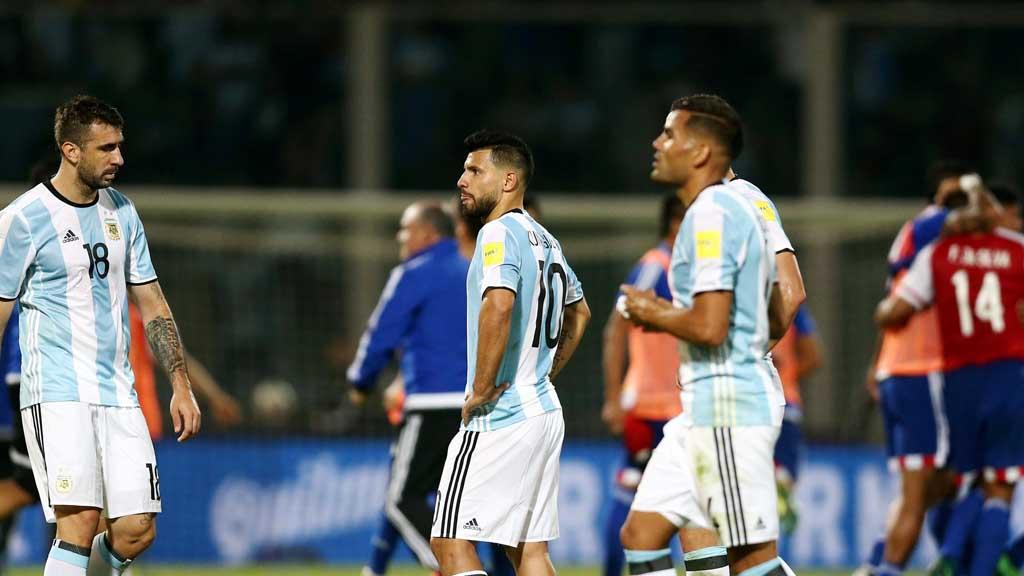 La selección perdió contra Paraguay y no puede recuperarse