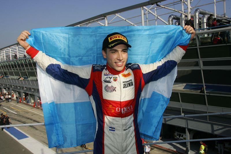 Otro campeón argentino: Marcos Siebert se coronó en la Fórmula 4 Italiana