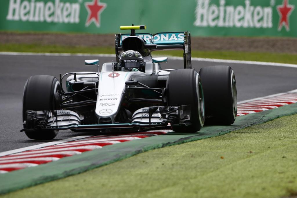 Rosberg GP Japón