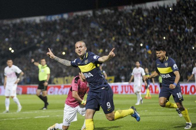 Video: el amistoso entre Boca y Olimpia terminó en escándalo