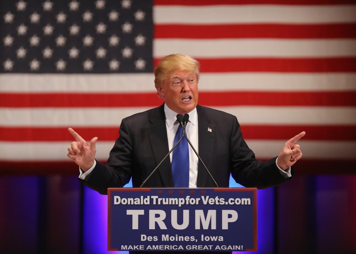 Donald Trump será el nuevo presidente de los Estados Unidos