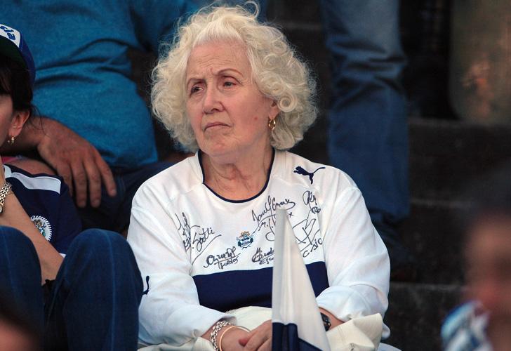 Imputaron a la mamá de Cristina Kirchner