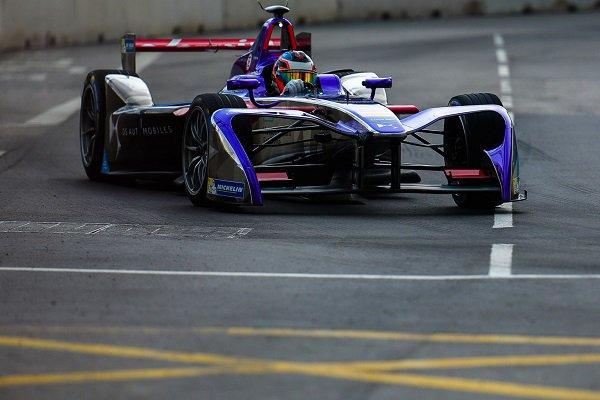 Pechito López sumó su primer punto en la Formula E
