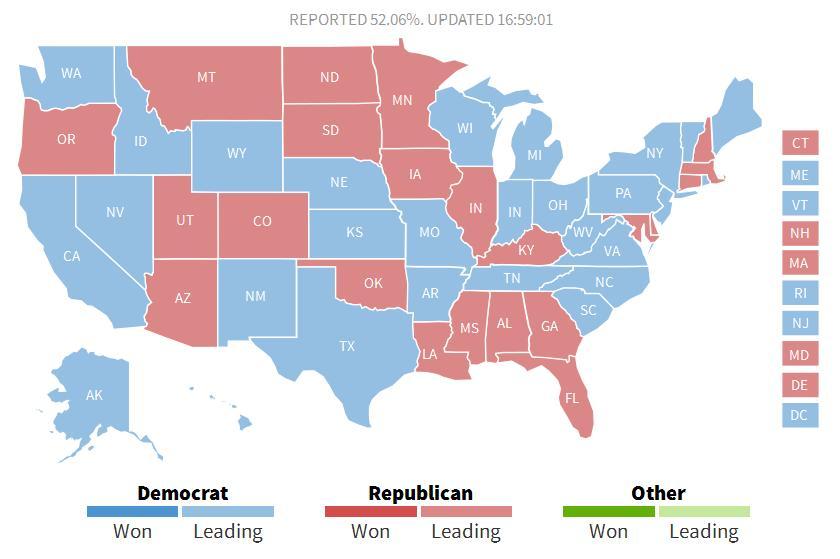Sigue las elecciones presidenciales minuto a minuto