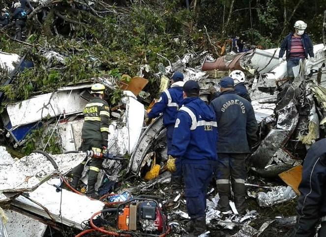 Comunicado oficial de LaMia por la tragedia de Chapecoense