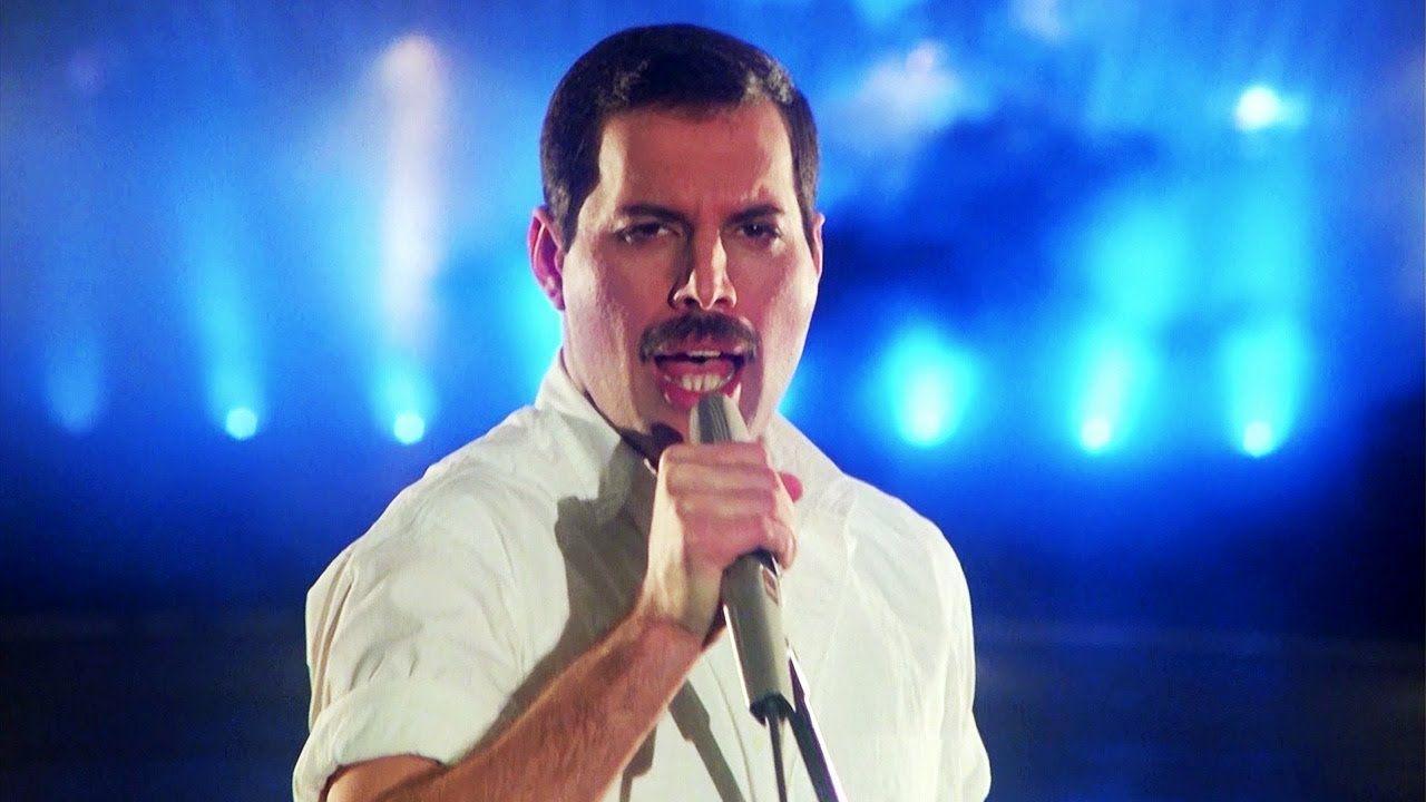Resultado de imagen para Publican una versión inédita de una canción interpretada por Freddie Mercury