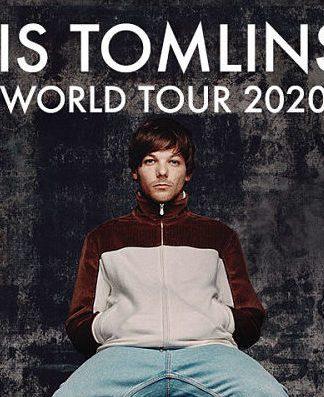Louis Tomlinson por primera vez en Argentina