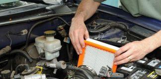 La importancia de cambiar el filtro de aire del auto